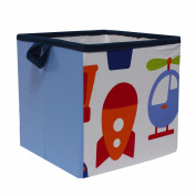 Bacati Transportation Storage Box, Small