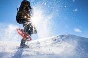 Marvellous Snowshoeing in Norway - Tinggly Voucher / Gift Card in a Gift Box