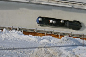Breathtaking Bobsleigh Ride For Two in Latvia - Tinggly Voucher / Gift Card in a Gift Box