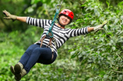 The Rocky Mountain Zipline Adventure in Denver for Two - Tinggly Voucher / Gift Card in a Gift Box