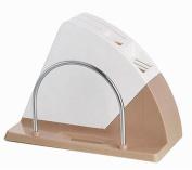 Practical Knife Rack/Holder/Storage Knife Blocks for Kitchen, Brown