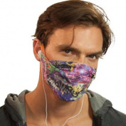 MyAir Comfort Mask, Starter Kit in Graffiti - Made in USA