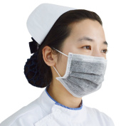 Sealike 50 Pcs Disposable Four Layer Activated Carbon Filter Face Masks with Stylus