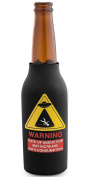 Epic Products Alien Abduction Neoprene Beer Bottle Epicool, 15cm