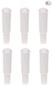 Jura Capresso Clearyl White Water Filters - Pack of 6