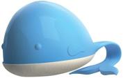 Mustard M12001B Moby Tea Whale Shaped Tea Infuser, Blue