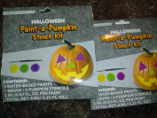 Felt Pumpkin Decorating Kit- Makes 4