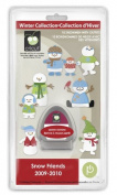 Cricut Seasonal Cartridge, Snow Friends