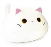 Cushion MOGU Miitan White cat