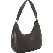 Royce Leather Vaquetta Hobo Bag