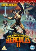 The Adventures of Hercules II [Region 2]