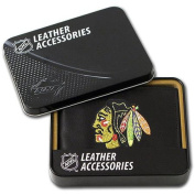 NHL - Men's Chicago Blackhawks Embroidered Billfold Wallet