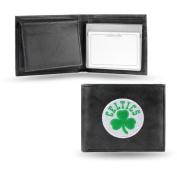 NBA - Men's Boston Celtics Embroidered Billfold Wallet