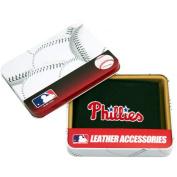 MLB - Men's Philadelphia Phillies Embroidered Billfold Wallet