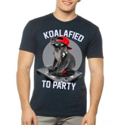 Koalified To Party Big Men's Graphic Tee