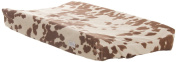 Sweet Potato by Glenna Jean Happy Trails Changing Pad Cover