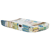 Sweet Potato by Glenna Jean Liam Changing Pad Cover