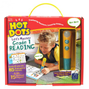Educational Insights Hot Dots Let's Master Grade 1 Reading