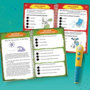 Educational Insights Hot Dots Let's Master Grade 2 Reading