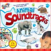 Galt Play and Learn LL10171 Animal Soundtracks