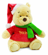 Kids Preferred Disney Baby Winnie the Pooh Holiday Plush