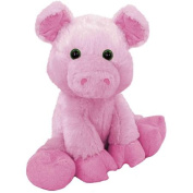First and Main Floppy Friends Pig 18cm Plush