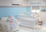 Little Bedding by NoJo Celestial Baby 10-Piece Crib Bedding Set