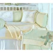 Brandee Danielle Froggie Fitted Crib Sheet