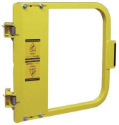 PS DOORS LSG-24-PCY Safety Gate, 22-3/4 to 70cm , Steel