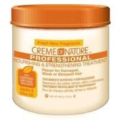 Creme of Nature Professional Nourishing & Strengthening Treatment, 440ml