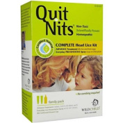 Quit Nits Complete Lice Kit 1 Each
