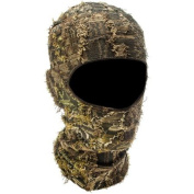 QuietWear Camo Grass 1-Hole Mask, One Size Fits Most