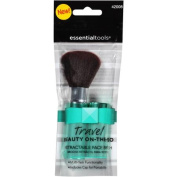 Essential Tools Travel Beauty On-the-Go Retractable Face Makeup Brush