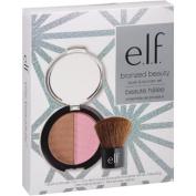 e.l.f. Bronzed Beauty Blush & Bronzer Set, 2 pc
