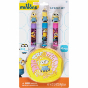 Minions Lip Balm Gift Set, 4 pc
