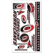 Carolina Hurricanes Official NHL 10cm x 18cm Temporary Tattoos by Wincraft