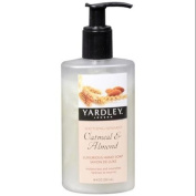 Yardley London Luxurious Hand Soap Traditional Oatmeal & Almond 250ml