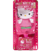Hello Kitty Cotton Candy Scented Bath Gift Set, 2 pc
