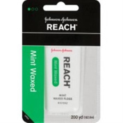 REACH Mint Waxed Floss 200 Yards