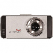 Whistler D17vr 1080p HD Automotive DVR with 6.9cm Screen