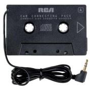 GE/RCA RCAAH600RB Car Cassette Adapter