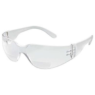 GATEWAY SAFETY, INC Bifocal Rding Glasss,+2.0,Scrtch-Resist., 46MC20