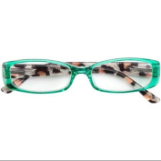 As We Change Tortoise Shell Reading Glasses, Green
