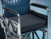 North Coast Medical NC91409 Norco Foam Wheelchair Cushion with Polycotton Cover 46cm . x 41cm . x 7.6cm .
