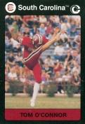 Autograph Warehouse 97084 Tom OConnor Football Card South Carolina 1991 Collegiate Collection No. 173