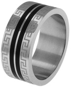 Doma Jewellery MAS03125-10 Stainless Steel Ring - Size 10