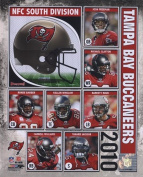 Photofile PFSAAMO02501 2010 Tampa Bay Buccaneers Team Composite Sports Photo - 8 x 10
