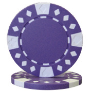 Brybelly Holdings CPDS-PURPLE-25 Roll of 25 - Diamond Suited 12.5 gramme - Purple