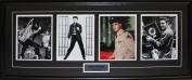 Midway Memorabilia Elvis Presley The King 4 Photo Frame