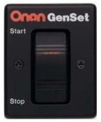 Cummins Nw 3005331 Onan Standard Remote Panel With Diagnostics